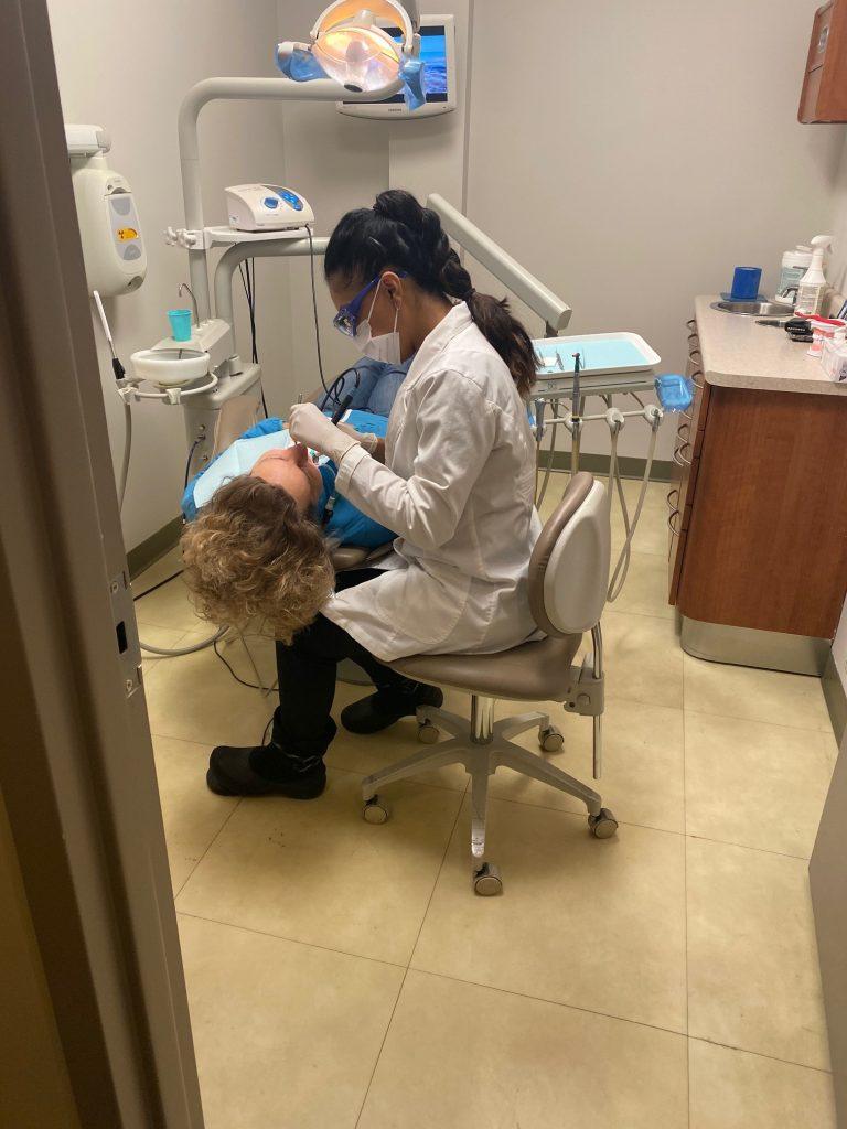 Dental teeth cleaning NYC