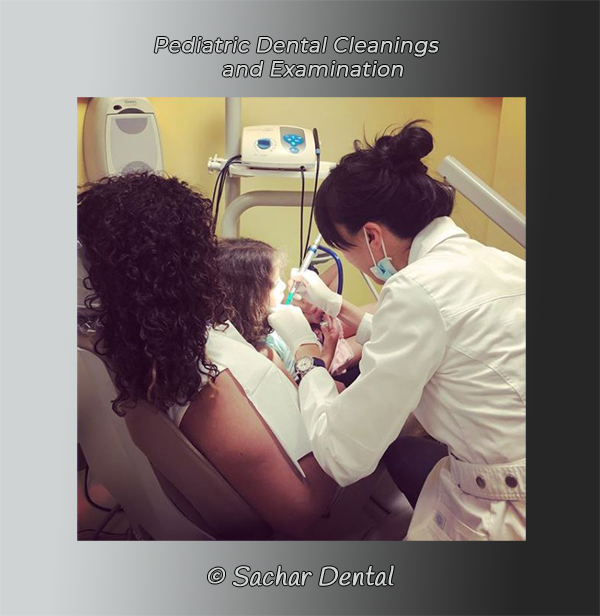 Dentist NYC for Children teeth cleaning