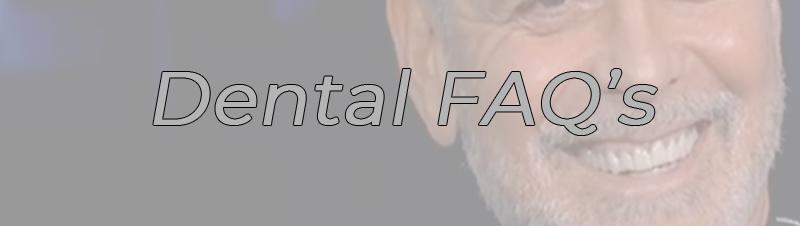 NYC Dentist FAQs